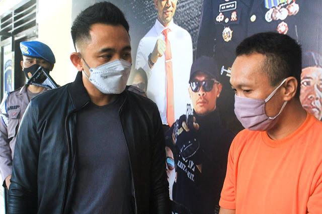 3 kali masuk penjara, pencuri asal Mataram ini kembali berulah