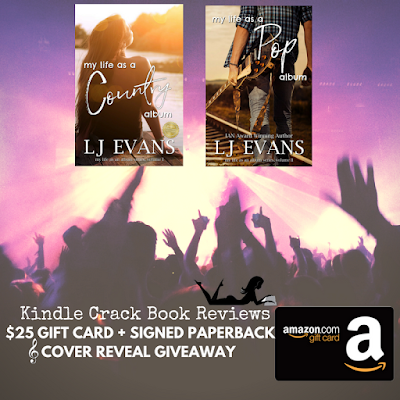 Kindle crack Book Reviews Blog Giveaway