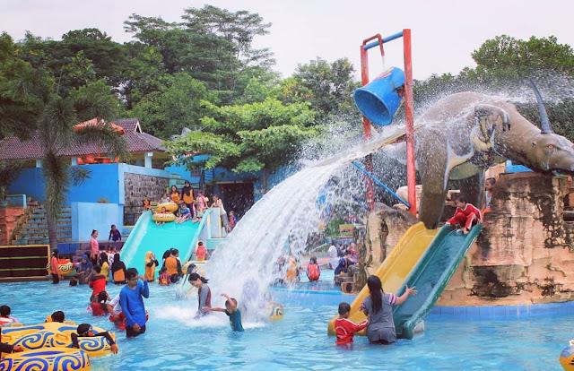 Wahana Di Jembar Waterpark Majalengka