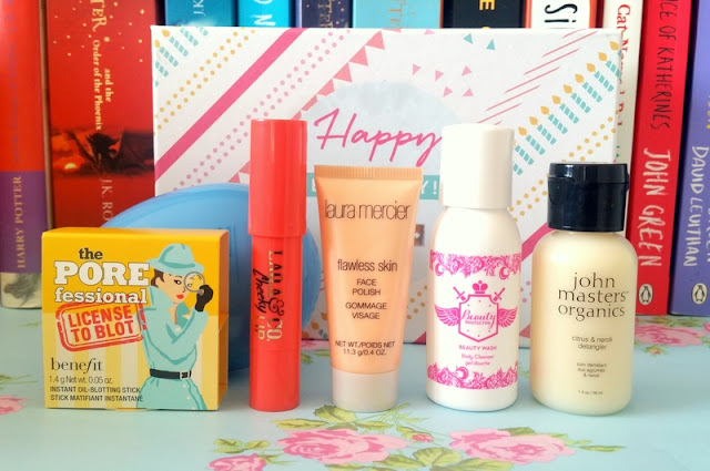 Beauty | Happy Birchday with Benefit & Laura Mercier