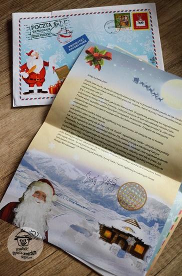 List od Mikołaja! mega niespodzianka dla Twojego dziecka!