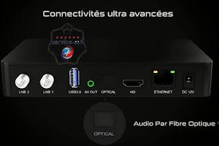 NOVALER Multibox 4K UHD-www.service-sat.com