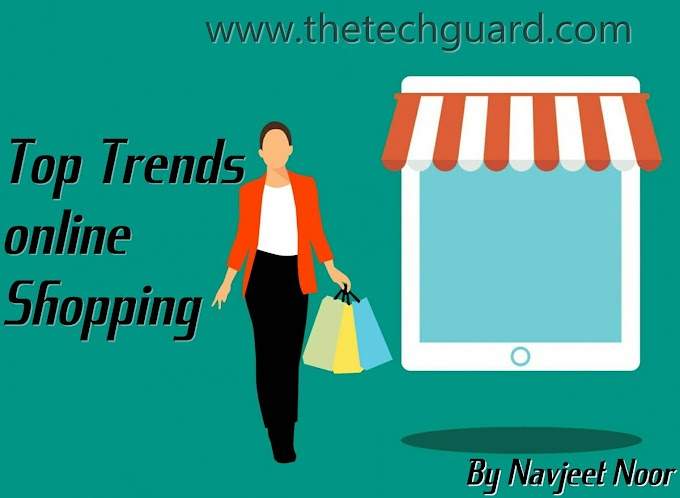 Top Trends in Online Shopping