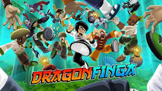 Dragon Finga apk data Obb