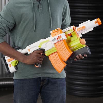 súng Nerf Modulus tháo lắp 4