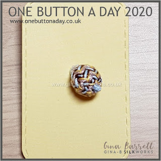 Day 201 : Charlie - One Button a Day 2020 by Gina Barrett