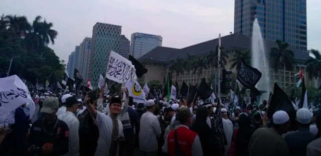 Ngotot Temui Jokowi, Delegasi Aksi Bela Tauhid Tuntut Ketua Banser Cs Dihukum Seumur Hidup