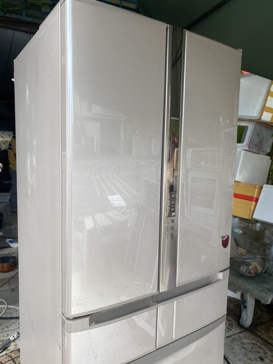 tủ lạnh nội địa nhật hút chân không hitachi