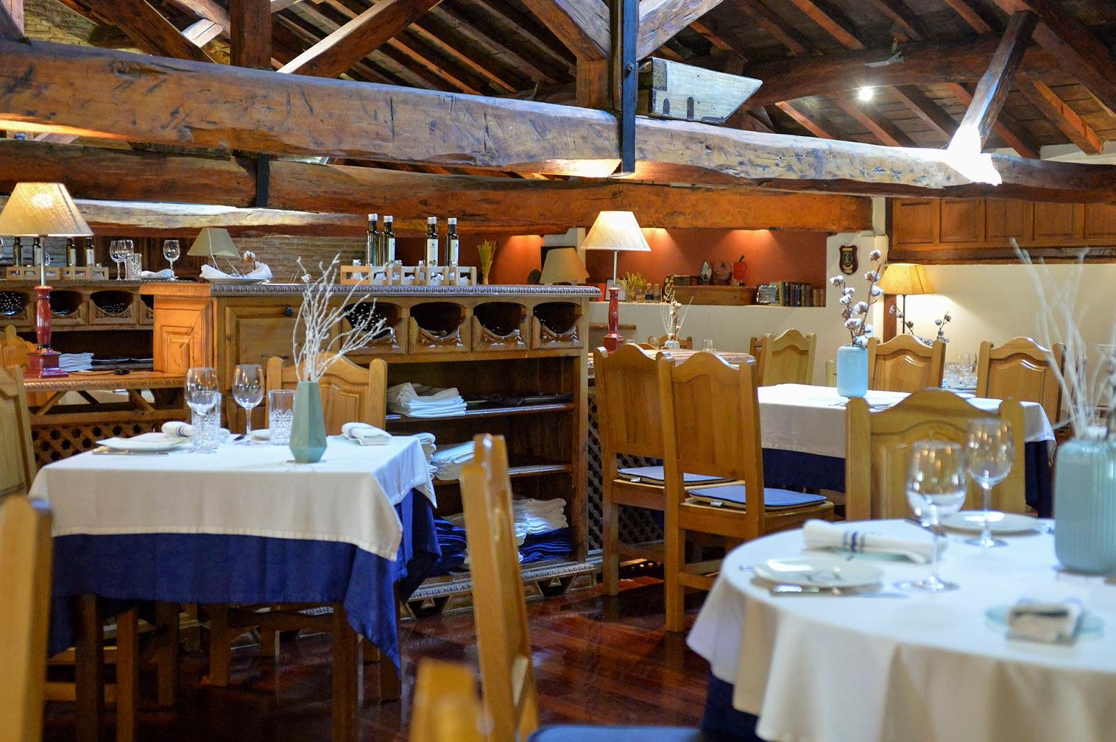 monasterio san zoilo menu restaurante carrion condes palencia
