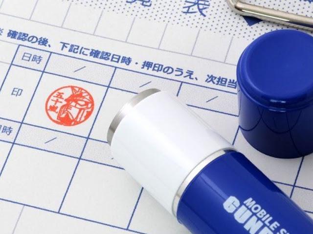Gokil, Gundam Kini Bisa jadi Tanda Tangan di Jepang!