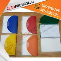 Memo plastik with pen, memo bergaris plus pen didalamnya ukuran A5, Memo / Notes 903, Notes besar Bulatan Jepit + Pulpen, Memo Clear Pocket, Memo Spiral Stationery Promosi