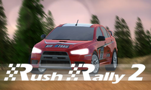 Game balap mobil Online Rush Rally 2