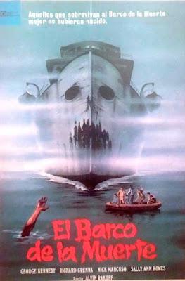 El barco de la muerte, 1980, George Kennedy, Richard Crenna