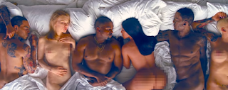 Kanye West Famous Music Video Now Playing