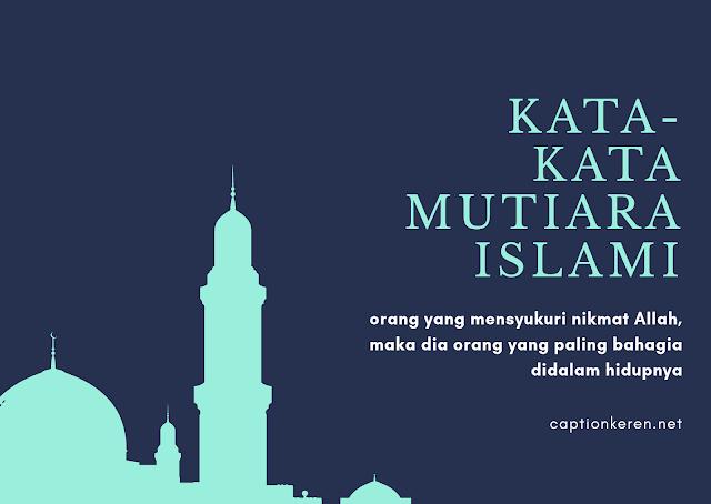 kata-kata mutiara islami penyejuk hati