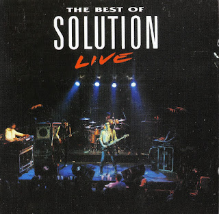 Solution - 1983 - The Best of Solution Live