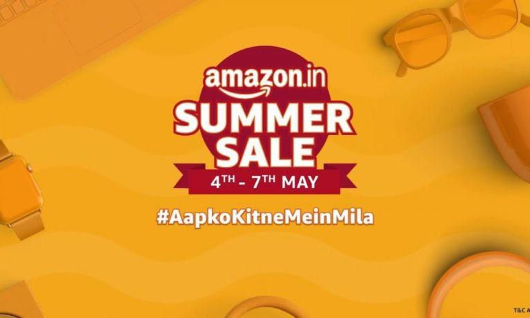 Amazon Summer Sale offers (2019),