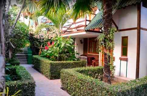 Hotel Balandra Manta