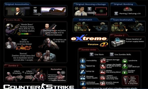 Download Free (Counter Strike: Extreme v7.0) - PC Game - Full Version - MediaFire Link