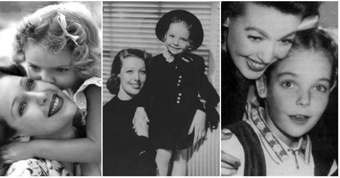 Clark Gable's daughter with Loretta Young, Judy Lewis ... |Judy Lewis Grandchildren