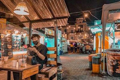metrolink street market