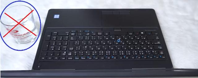 """Những thói quen """"chết người"""" khiến Laptop bị hỏng"""