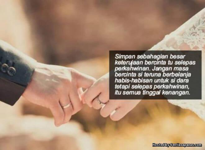 4 Realiti Sebenar Alam Perkahwinan, Tak Semuanya Indah Selepas Berkahwin