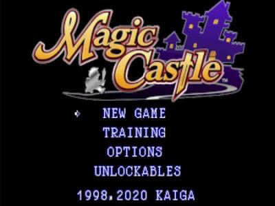 magic castle ps1