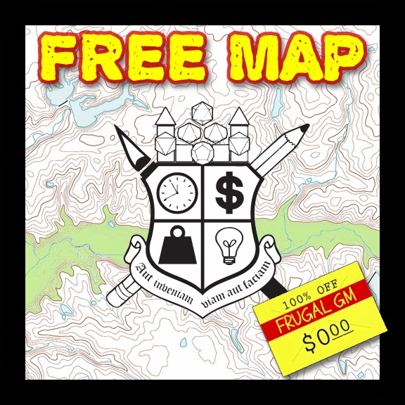 Free Map 017: A Small Cave Complex