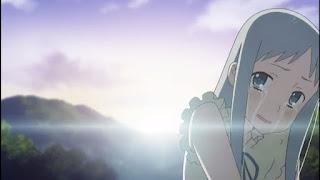 Anohana Last Episode