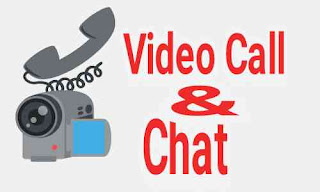 Video call sambil chat messenger
