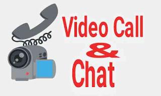 Video call sambil chat messenger