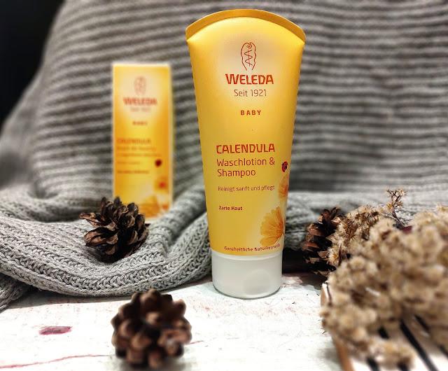 Testowanie z Familie.pl - Weleda - szwajcarskie kosmetyki dla dzieci