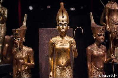 Arte egipcio en Madrid