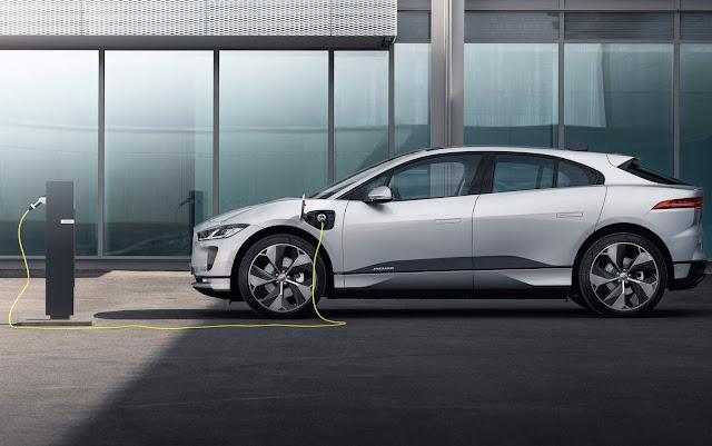 Novo Jaguar I-Pace 2021