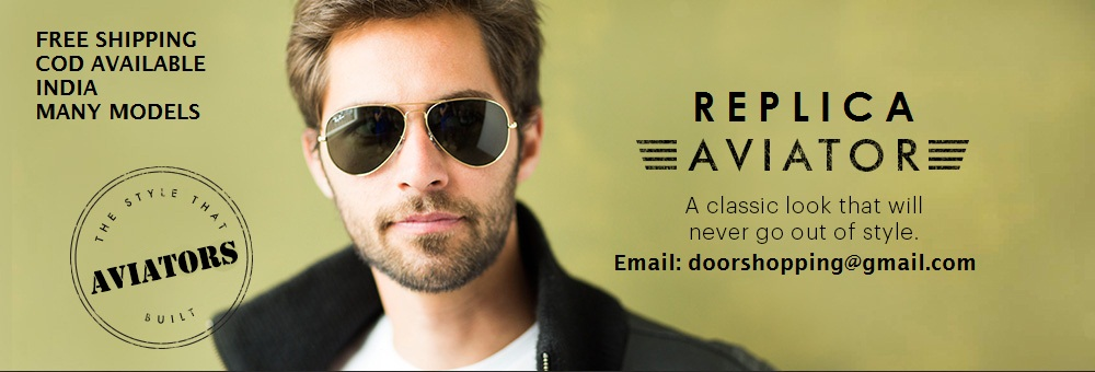 4ecfa67ac0f54 Buy online Replica Ray Ban Aviators huge collection in India Lowest Price  in India .