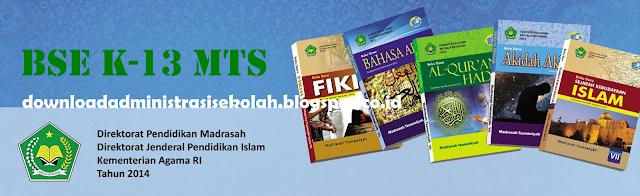 Buku Bahasa Arab MTs Kelas 8 Kurikulum 2013 PDF (Guru dan Siswa)