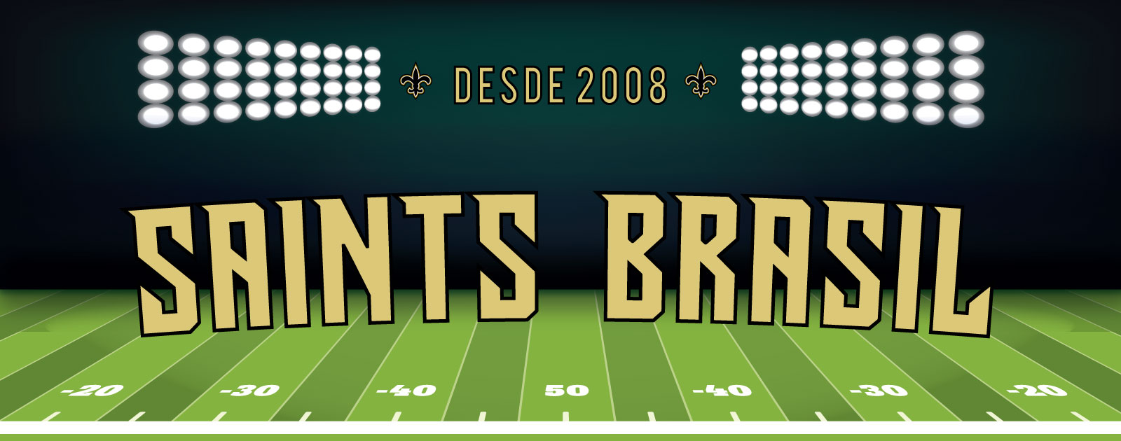 New Orleans Saints Brasil