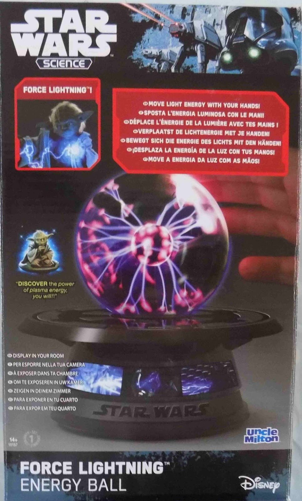 Madhouse Family Reviews: Uncle Milton Star Wars Science