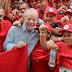 PT formalizou o seu apoio à candidatura de Lula à Presidência da República