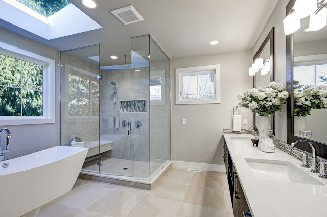 master bathroom remodel ideas before and after