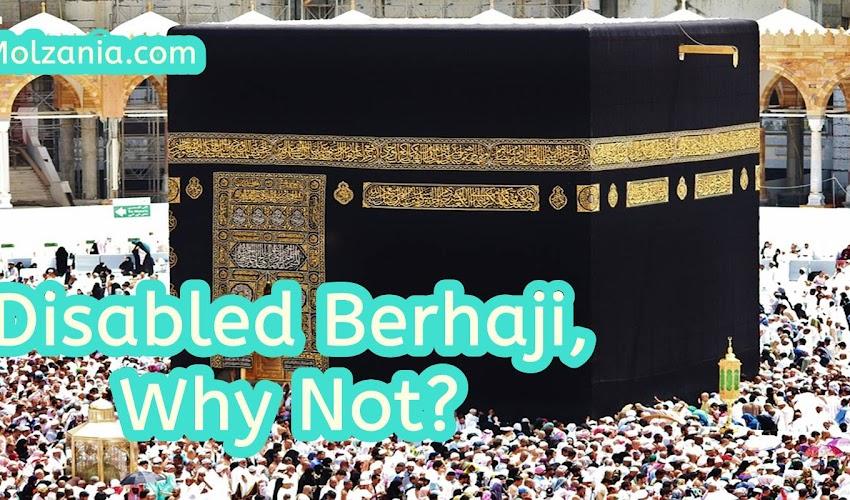 Persiapan Haji Bagi Disabilitas