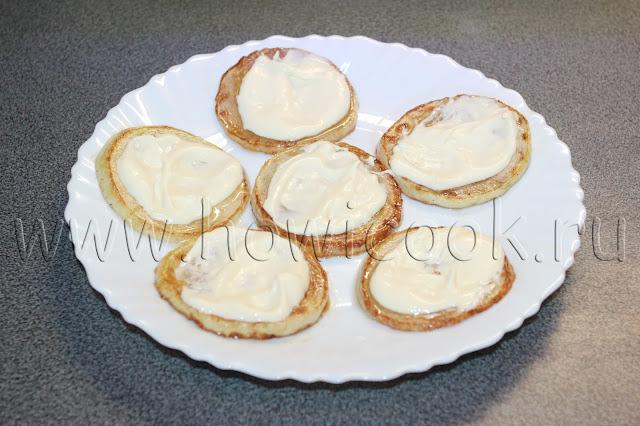 рецепт закуски с кабачками и помидорами с пошаговыми фото