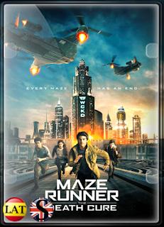Maze Runner: La Cura Mortal (2018) HD 720P LATINO/INGLES