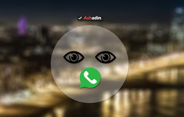 Cara mengetahui siapa saja yang membaca Chat anda di Grup WhatsApp