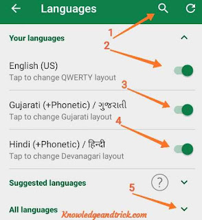 Mobile Me Hindi English Gujarati Type Kaise Kare