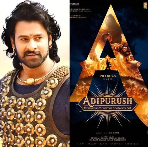 Adipurush Movie का फर्स्ट लुक सोशल मीडिया पर जारी कर दिया है