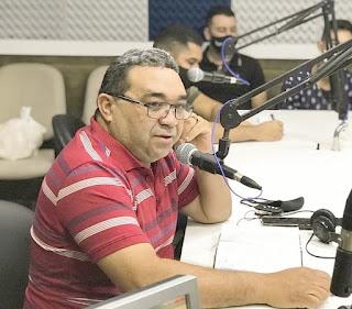 """Vereador Nal diz que """"seu"""" mandato sempre estará à disposição do povo de Guarabira"""