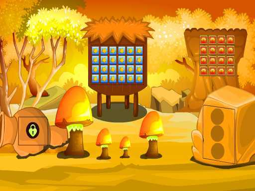 Games2Mad Golden Forest E…