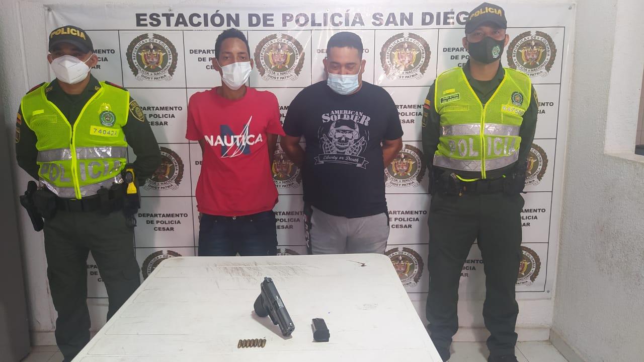 hoyennoticia.com, En San Diego capturan  sicarios que atetaron contra Alias 'Titi'